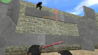 Counter-Strike 1.6: Zombie Base Builder Tutorial: Underground Camp Base