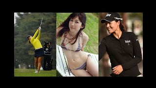 getlinkyoutube.com-韓国女子ゴルファー チョンインジのゴルフスイング