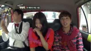 """현장토크쇼 TAXI - """"Talkshow Taxi"""" Ep.270: 서당을 다닌 시윤?! 두 배우의 어린시절과 데뷔 스토리"""