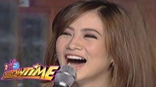 getlinkyoutube.com-It's Showtime Ansabe: Ella Cruz