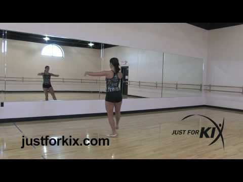 Intermediate Turn Combo - Dance Instruction