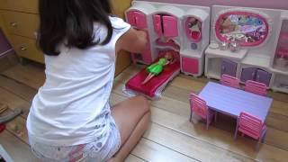 getlinkyoutube.com-casa da Barbie da DUDA.
