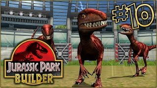 getlinkyoutube.com-Jurassic Park Builder    BATTLE BATTLE DAY    Episode #10