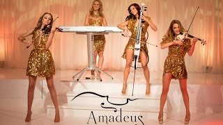 getlinkyoutube.com-Amadeus Electric Quartet - Carmen  (Habanera)