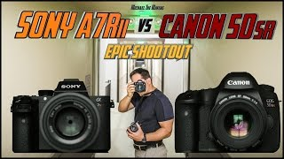 getlinkyoutube.com-Sony A7Rii vs Canon 5Dsr Epic Shootout | Which Camera to Buy Tutorial