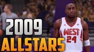 getlinkyoutube.com-NBA 2K16 2009 NBA Allstar Jersey & Court Tutorial