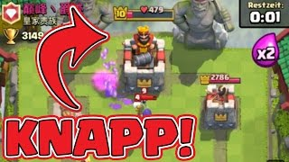 getlinkyoutube.com-SO KNAPPE SPIELE :D || CLASH ROYALE || Let's Play Clash Royale [Deutsch/German HD+]
