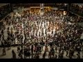 Hong Kong Festival Orchestra Flash Mob 2013: Beethovens Ode to Joy 香港節慶管弦樂團2013快閃:貝多芬《快樂頌》