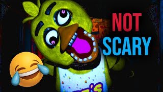 getlinkyoutube.com-How to Make Five Nights at Freddy's 3 NOT SCARY!!!