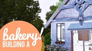 getlinkyoutube.com-The Sims 3 Building a Bakery — miniseries