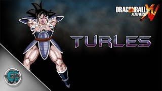 getlinkyoutube.com-Dragon Ball Xenoverse - Character Creation: Turles