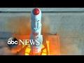 Donald Trump, Japanese Leader Denounce North Korea Missile Test