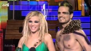 Laoura Narges - Live 7 (Full Video) - Dancing with the stars 3 (30/12/12)