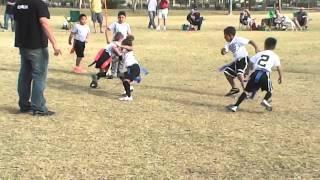 getlinkyoutube.com-ProDay Training Camp Youth Flag Football 2012