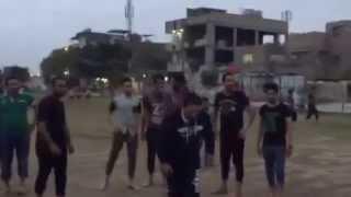 getlinkyoutube.com-لقطات من مباراة فريق علي الدلفي وفريق كرار الساعدي