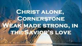 getlinkyoutube.com-Cornerstone - Cornerstone - Hillsong Live 2012 - (HD) (With Lyrics)