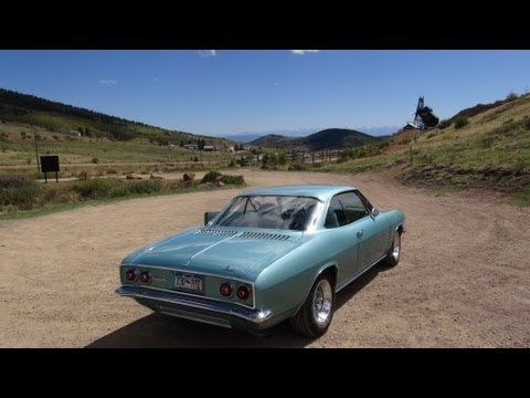 Corvair Trip to 2013 Tri-State at Crippple Creek (Part 2)