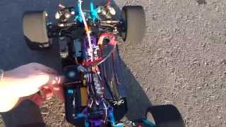 getlinkyoutube.com-HSP XSTR 4WD 93km/h