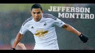 getlinkyoutube.com-Jefferson Montero ● Swansea City AFC ● 2014-2015 ᴴᴰ