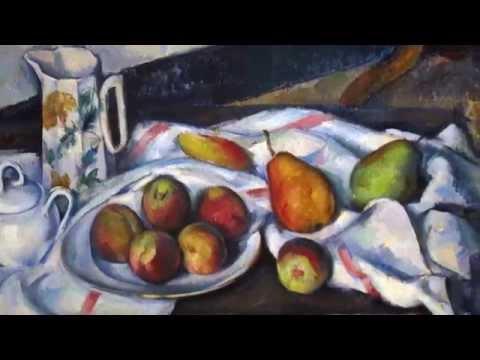 Bodegones, Paul Cézanne