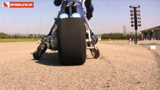 getlinkyoutube.com-Polini Dragster - 5,789sek/123,85km/t @ 150m - Speedline.dk