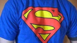 getlinkyoutube.com-Because I have so many Superman shirts.