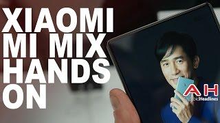 getlinkyoutube.com-Xiaomi Mi Mix Hands On