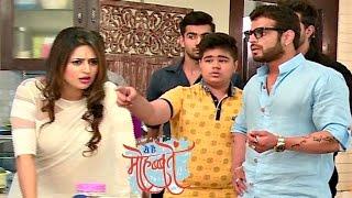getlinkyoutube.com-Yeh Hai Mohabbatein 21st November 2016 Full Episode On Location - News - Ishita, Raman, Shagun