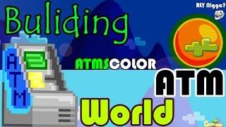 getlinkyoutube.com-Growtopia | Building My ATM Farm