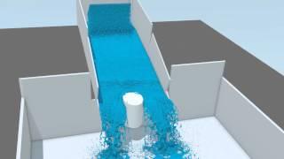getlinkyoutube.com-10.000.000 SPH Fluid Particles