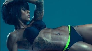 getlinkyoutube.com-Mankofit Abs/Core, Legs and Butt Gym Workout Routine