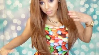 Outre Synthetic Lace Front Wig Natural Yaki 24 | Sistawigs.com