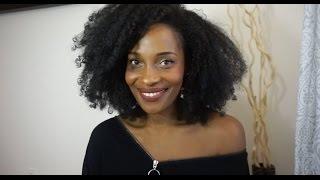 getlinkyoutube.com-Natural looking 4C Hair Approved Unit-Sof-Kinx Wig-FingerComber!