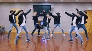 Monsta X 'Beautiful' mirrored Dance Practice