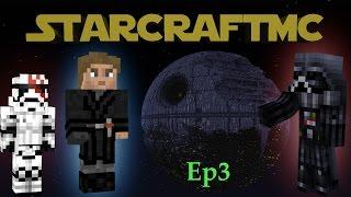 getlinkyoutube.com-StarCraftMC Ep2, Hoth Base attack!