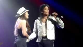getlinkyoutube.com-Live on stage with Michael Jackson Impersonator