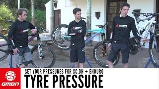 getlinkyoutube.com-Tyre Pressure For Mountain Biking - How To Set Your Pressures For Enduro, DH + XC