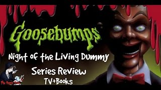 getlinkyoutube.com-Goosebumps: Night Of The Living Dummy Series Review-The Horror Dude