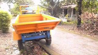 getlinkyoutube.com-Traktor Kelapa Sawit- Instiper & Bio-Technik Indonesia