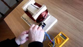BOING  - Motore Magnetico - Motor Generator