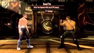 getlinkyoutube.com-Mortal Kombat 9 - HD Challenge Tower Part 1 #1-25