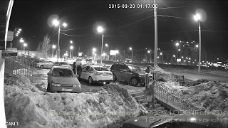 getlinkyoutube.com-Тест записи уличной HDCVI видеокамеры 2Mp HAC-HFW2220SP. Dahua Technology