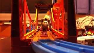 getlinkyoutube.com-プラレールきかんしゃトーマス  線路改良4 Thomas & Friends Trackmaster