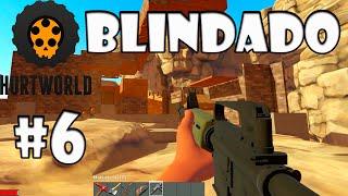 getlinkyoutube.com-Base Blindada e AK47 Matadora #6 - HurtWorld Multiplayer