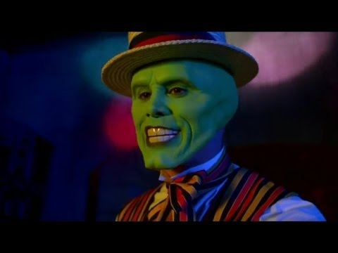 Jim Carrey  The Mask - Hocus Pocus 2013 Video Mix