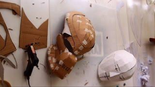 #80: Predator Bio-Mask Part 1 - Cardboard (free template) | Costume Prop | How To | Dali DIY