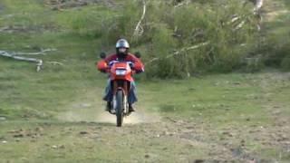getlinkyoutube.com-honda nx 650 dominator offroad ride