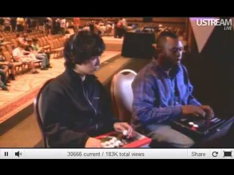 EVO 2011 - Marvel vs Capcom 3 - Daigo Umehara vs. Showst0pper