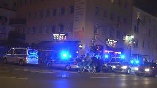 getlinkyoutube.com-Exklusiv: Schießerei durch Rocker in Bonner-Innenstadt - 1 Verletzter am 27.03.15 + O-Ton