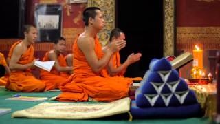 Laos - Prière & Méditation